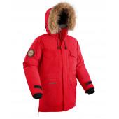 Куртка утепленная BASK VANKOREM V2 красная