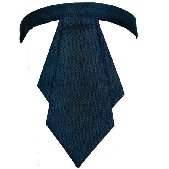Галстук-бант синий (грета 251005)