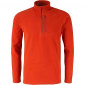 Пуловер Сплав Basis Polartec кирпичный