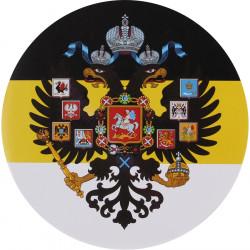 Наклейка 120н Имперка с гербом сувенирная