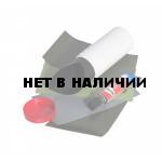 Набор для ремонта лодок №1 (клей ПВХ 30гр, заплатки, баночка)