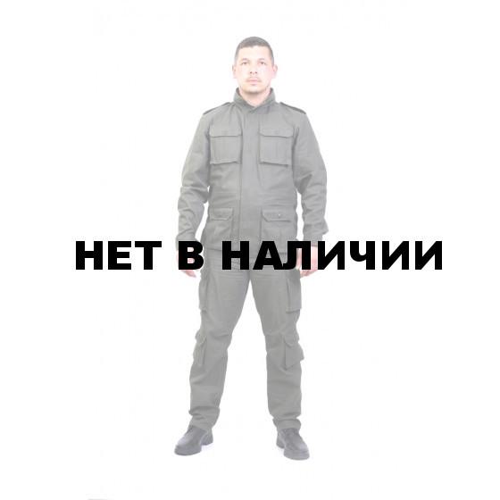 """Костюм летний """"Urban"""", цвет """"OLIVE"""", 100% хлопок (Канвас)"""