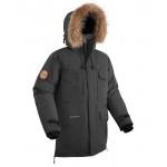 Куртка пуховая BASK TAIMYR V2 черная