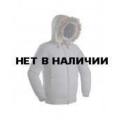 Куртка пуховая женская BASK YGRA серый тмн
