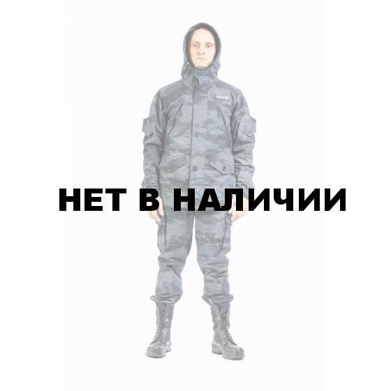 """Костюм летний """"Беркут"""" цвет """"A-TACS NIGHT"""" 35/65"""