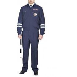 Костюм ДПС летний ГАБАРДИН с 1 брюками