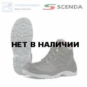 Ботинки кожаные НЕОН PU-TPU утепленные с композитным подноском