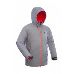 Куртка BASK GILGIT проклеенная светло-серый меланж