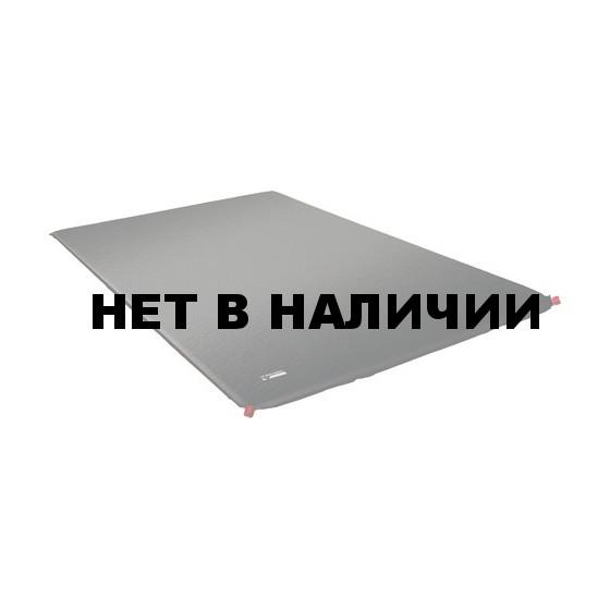 Коврик самонад. Twin Peak тёмно-серый, 193 x 120 x 5 см, 41082