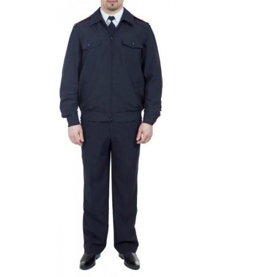 Костюм Полиция мужской (ткань габардин)