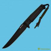 Нож Croc (кратон) сталь D2 черный