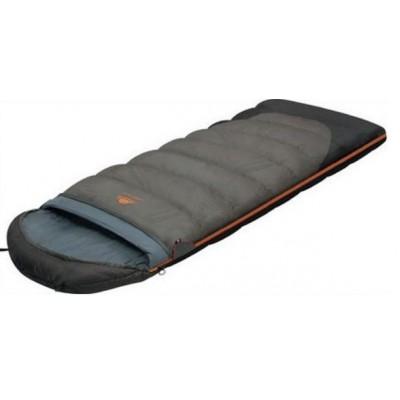 Мешок спальный TUNDRA Plus XL серый, левый, (195+35) x 110
