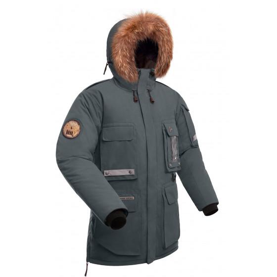 Мужская пуховая куртка парка Баск YAMAL
