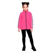Куртка флисовая детская BASK kids PIKA розовая