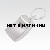 Брелок Свисток из нержавеющей стали (упак=10 шт), 3390