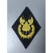 Нашивка на рукав ФСБ Комендантское Управление вышивка шелк