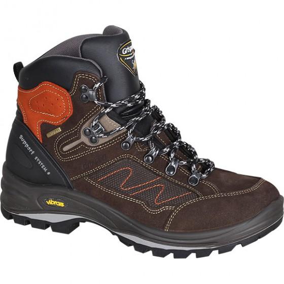 Ботинки трекинговые Gri Sport м.12835 v1 40 коричневые