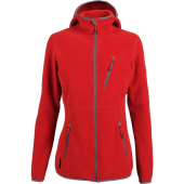 Куртка женская Palmyra Polartec Woven Inspired красная