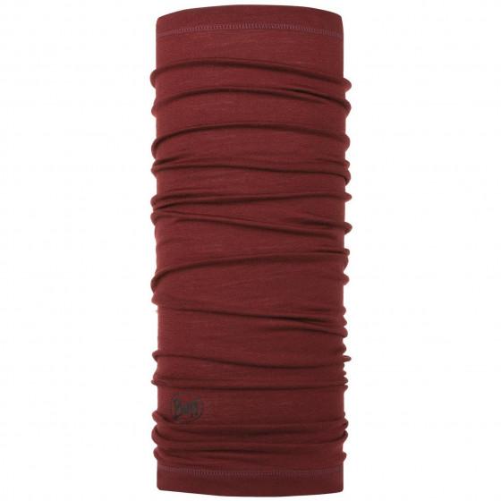 Бандана Buff Lightweight Merino Wool Solid Wine 113010.403.10.00