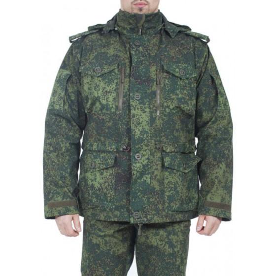 c408e95e92e Куртка всесезонная МПА-02 (СМОК-3) софтшелл зеленая цифра ...