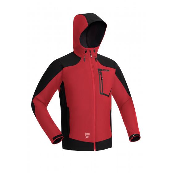 Куртка BASK TORNADO V2 красная
