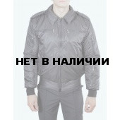 Куртка демисезонная МПА-34 (Пилот) серый темный твил/файбертек 120