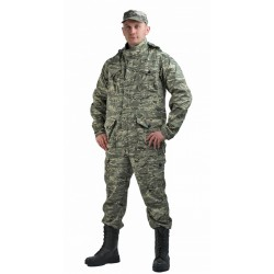 Костюм мужской Капрал летний, камуфляж Твилл Пич Серый легион