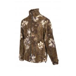 Куртка демисезонная поларфлис 4227А