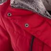 Куртка пуховая женская BASK LYRA красная