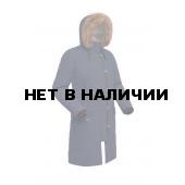 Пальто пуховое женское BASK HATANGA V2 темно-синее