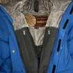 Куртка пуховая BASK PUTORANA синяя тмн