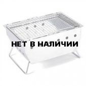 Гриль кемпинговый ADJUST CHARCOAL GRILL 960, BD-960 Нерж. сталь,
