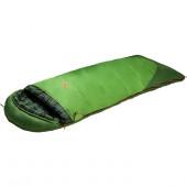 Мешок спальный SIBERIA Compact Plus зеленый, правый, 9272.01011