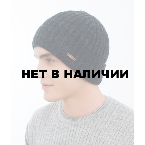 Шапка полушерстянаяmarhatter MMH 6933/2 черный