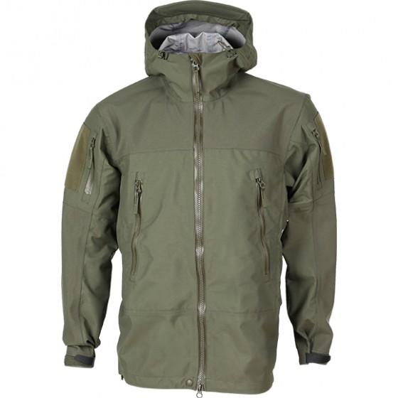 Куртка тактическая Шторм v.2 мембрана олива