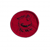 Складное тканивое фрисби Ticket to the Moon Red