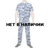 Костюм летний МПА-07 (Пелей-1), камуфляж с/г камыш, Панацея