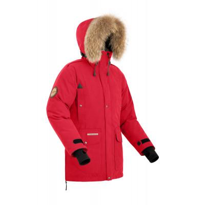 72d7dacebe0e Купить Куртка пуховая BASK PUTORANA красная за 25 800 р. - Магазин ...