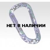 Карабин Лиловый цветок диам. 8*80 (упак=10 шт), 3326