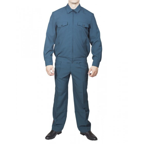 Костюм летний МЧС куртка+брюки (облегченная), ткань габардин