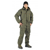 Костюм ГЕРКОН-ЛЕТО куртка/брюки, цвет: Хаки, ткань : Твил Мембрана.Актив