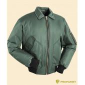 Куртка Штурман твил зеленая