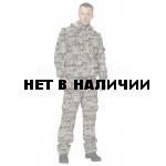 Костюм Хищник Рип-стоп (пиксель D6)