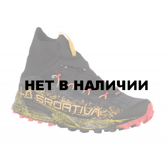 Кроссовки Uragano GTX Black/Yellow, 36H999100