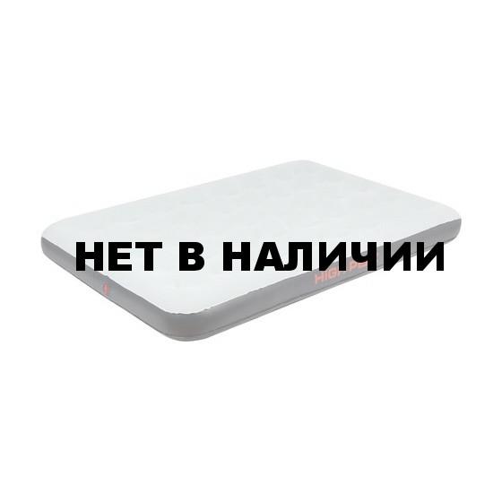 Матрац надувной Air bed Double серый/тёмно-серый, 197 x 138 x 20см, 40087