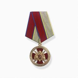 Медаль Росгвардия За боевое отличие