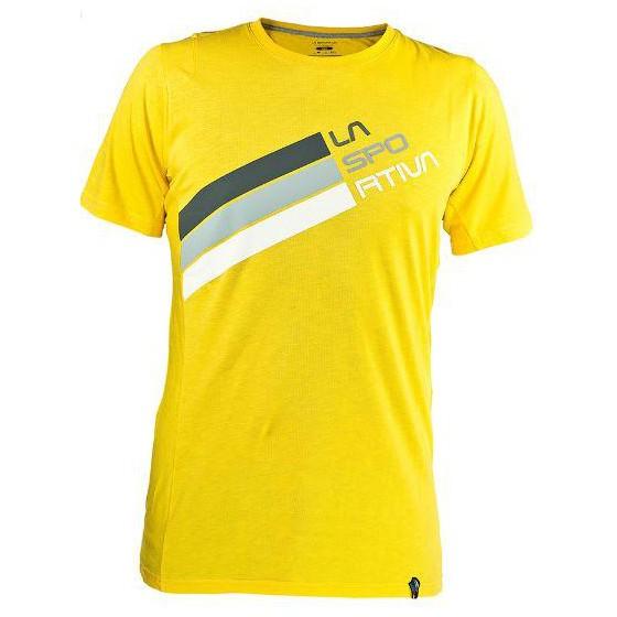 Футболка Stripe Logo T-Shirt M Yellow, H04YE