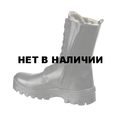 Ботинки с высокими берцами зимние 791 меринос