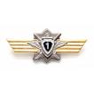 Нагрудный знак Классность ВС для контрактников 1 металл