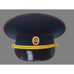 Фуражка МЧС парадная уставная